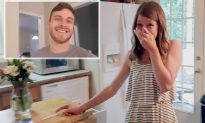 Husband Surprises Wife With Pregnancy Announcement After Vasectomy