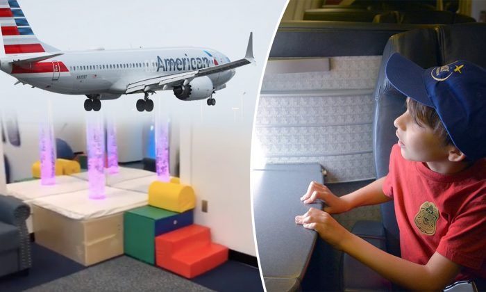 Kids With Autism Can Now Relax Before Flight at Miami Airport's Multi-Sensory Room