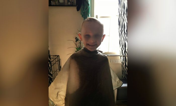Andrew Freund Jr., 5, was reported missing in Crystal Lake, Ill. on April 18, 2019. (Crystal Lake Police Department)