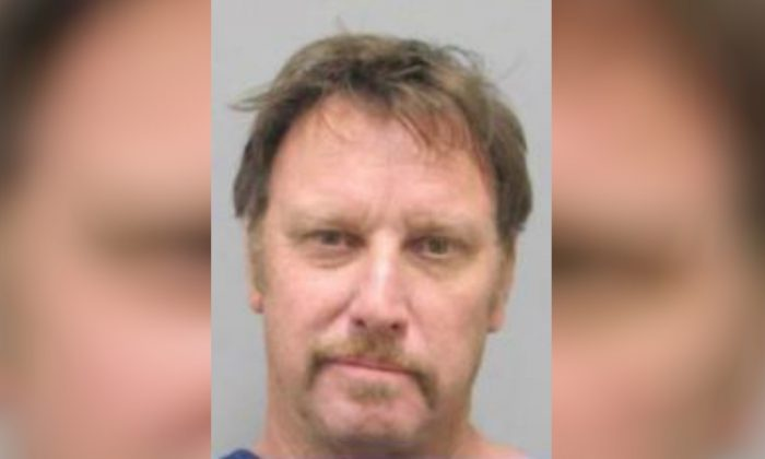 Gregory Green, 53, was arrested on April 17, 2019 in Montana for deliberate homicide in the case of missing woman Laura Johnson, who was last seen on Sept. 13, 2018. (Billings Police Department)
