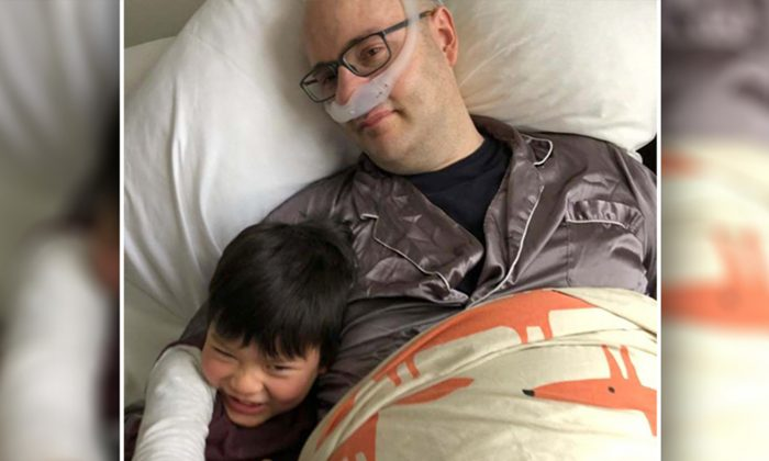 Dying Doctor Takes Last Photo With 4-Year-Old Son Hours Before Leaving His 'Broken Body'