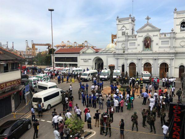 St. Anthony's Shrine, Sri Lanka