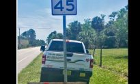 Florida Police Speed Trap Foiled by Two-Word Sign