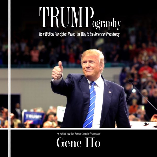 Gene Ho's new book is shown