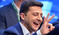 Comedian Zelensky's Lack of Experience No Obstacle to Victory as Ukraine's President