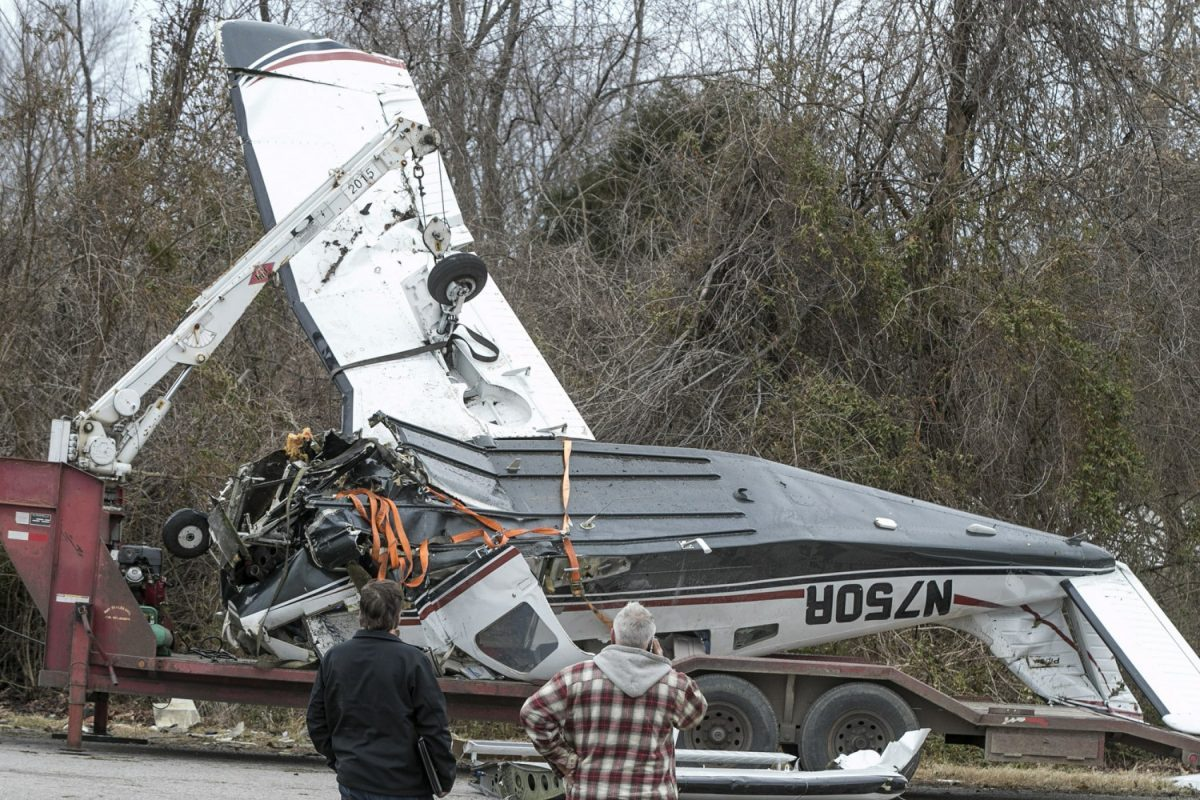 2 killed in small plane crash in Texas