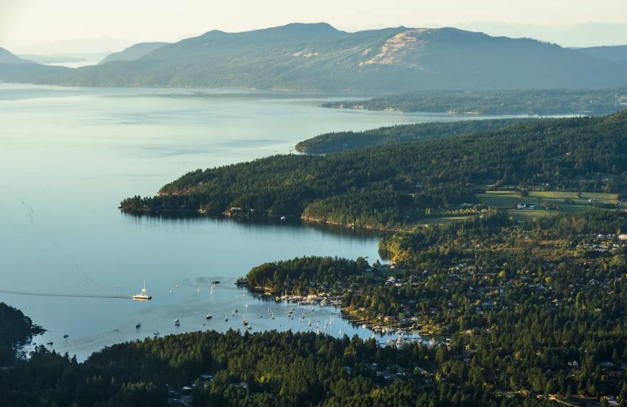 British Columbia's Gulf Islands