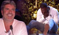 Comedian Kojo Anim Gets BGT Golden Buzzer From Simon Cowell: 'The Best Is Yet to Come'