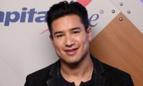God-Fearing Mario Lopez Gets Baptized in the Same River Jesus Was: 'This is awesome!'