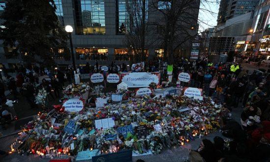 Ceremonies, Vigils in Toronto to Honour Victims of Deadly Van Attack