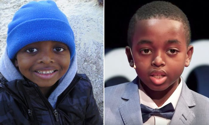 Amazing 6-Year-Old Autistic Boy Became the Youngest Person to Ever Attend Oxford University