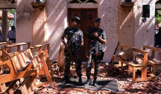 Sri Lanka Warned of Threat Hours Before Suicide Attacks