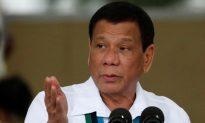Filipino President Duterte Threatens 'War' if Canada Does Not Take Trash Back