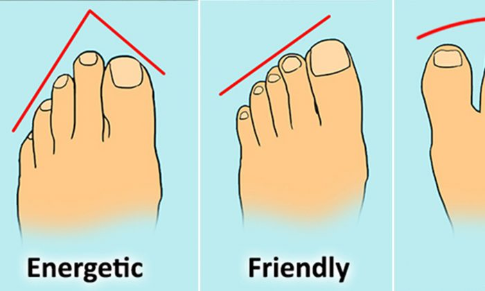 Here's 13 Types of Toes, and the Fascinating Clues They Reveal About Your Personality