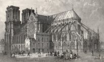 Notre Dame's Long History of Damage and Repair