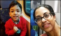 Update: 5-Year-Old Boy Found After Amber Alert Issued
