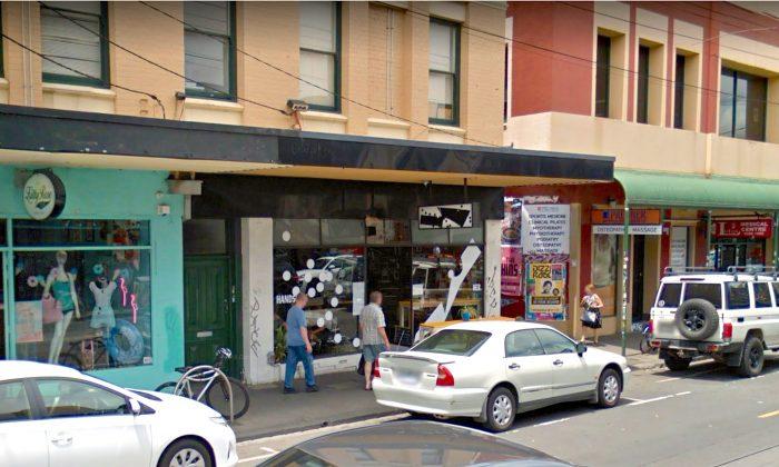Handsome Her Cafe in Australia. (Screenshot/Google Maps)