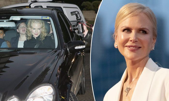 Nicole Kidman 'Teased' by Friends for Believing in God and Taking Her Kids to Church