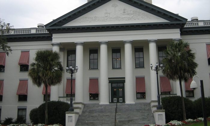 The Florida Capitol in Tallahassee, Fla., in this file photo. (CCA 2.5 Generic Via Wikimedia Commons)
