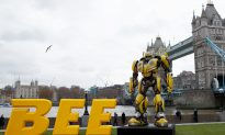 Bumblebee Movie Boost Transforms Hasbro First Quarter; Shares Surge