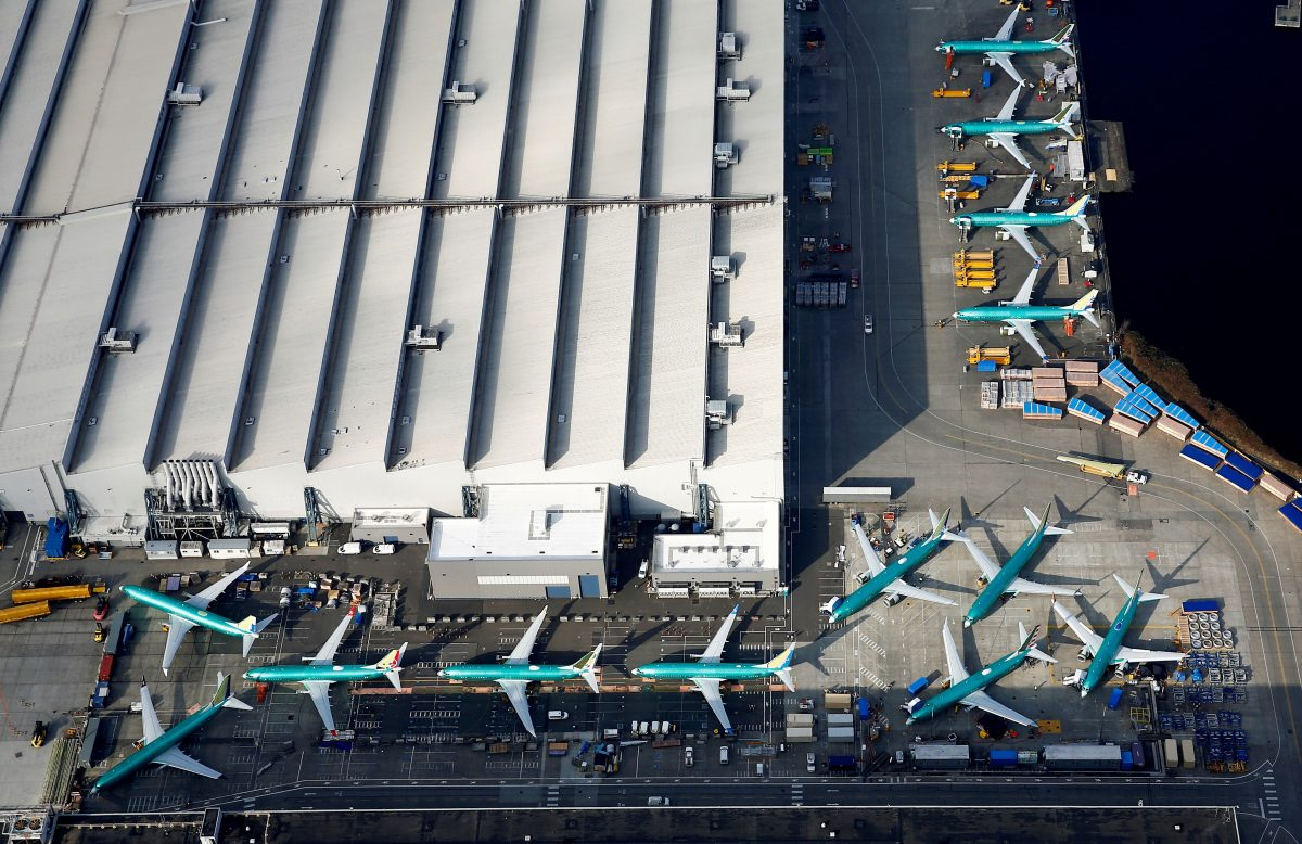 Boeing says safety alert in 737 Max didn't work in all planes