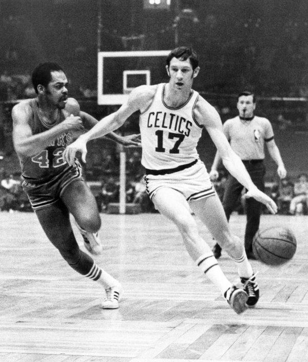 Boston Celtics John Havlicek