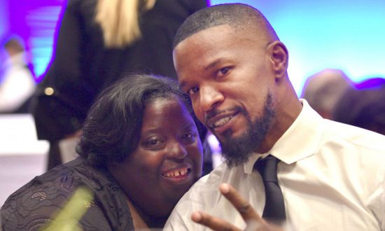 Jamie Foxx Credits Little Sister With Down Syndrome for Teaching Him 'How to Live'
