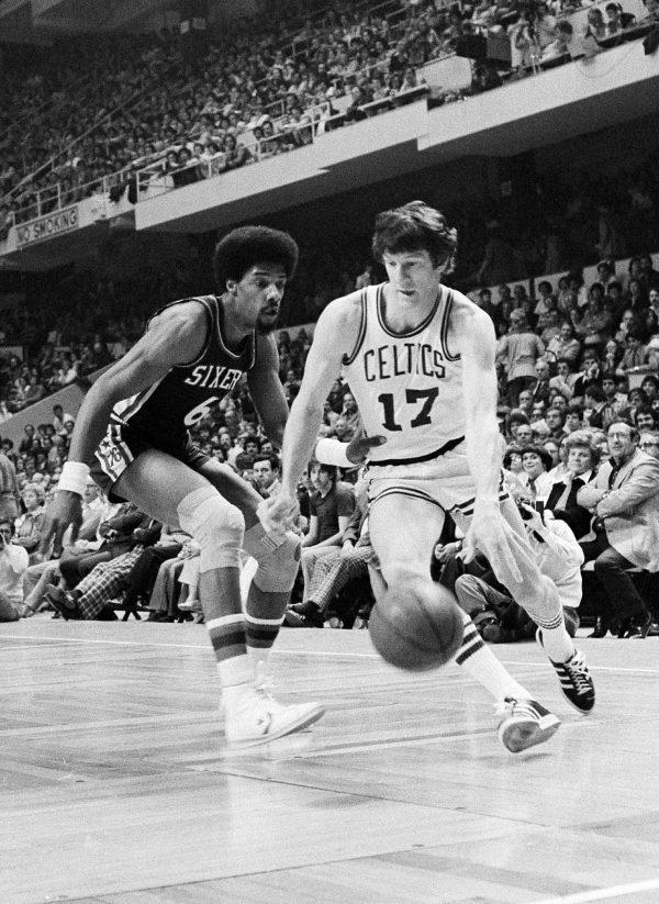 NBA legend John Havlicek 2