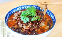 Boiled Beef, Sichuan-Style