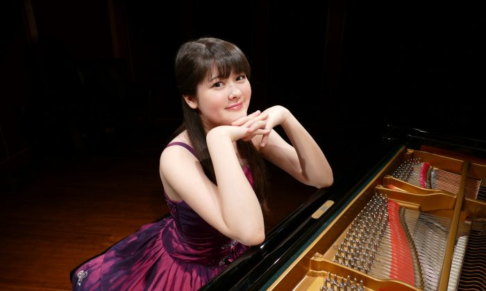 Prodigy Umi Garrett is now 18 years old. She was the Category A Grand Prix winner, at age 10, of the II Chopin International Competition in Hartford, Conn., in 2010.(UmiGarrett.com)