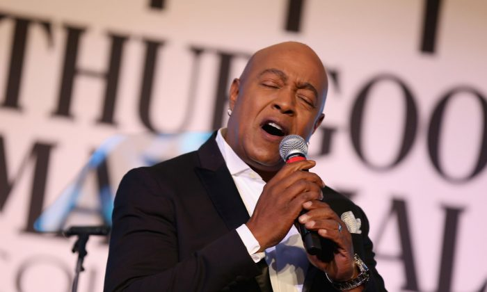 Singer Peabo Bryson Hospitalized After Heart Attack: Reports