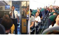 Heartwarming Speech of Retiring Pilot From Cebu Pacific Air
