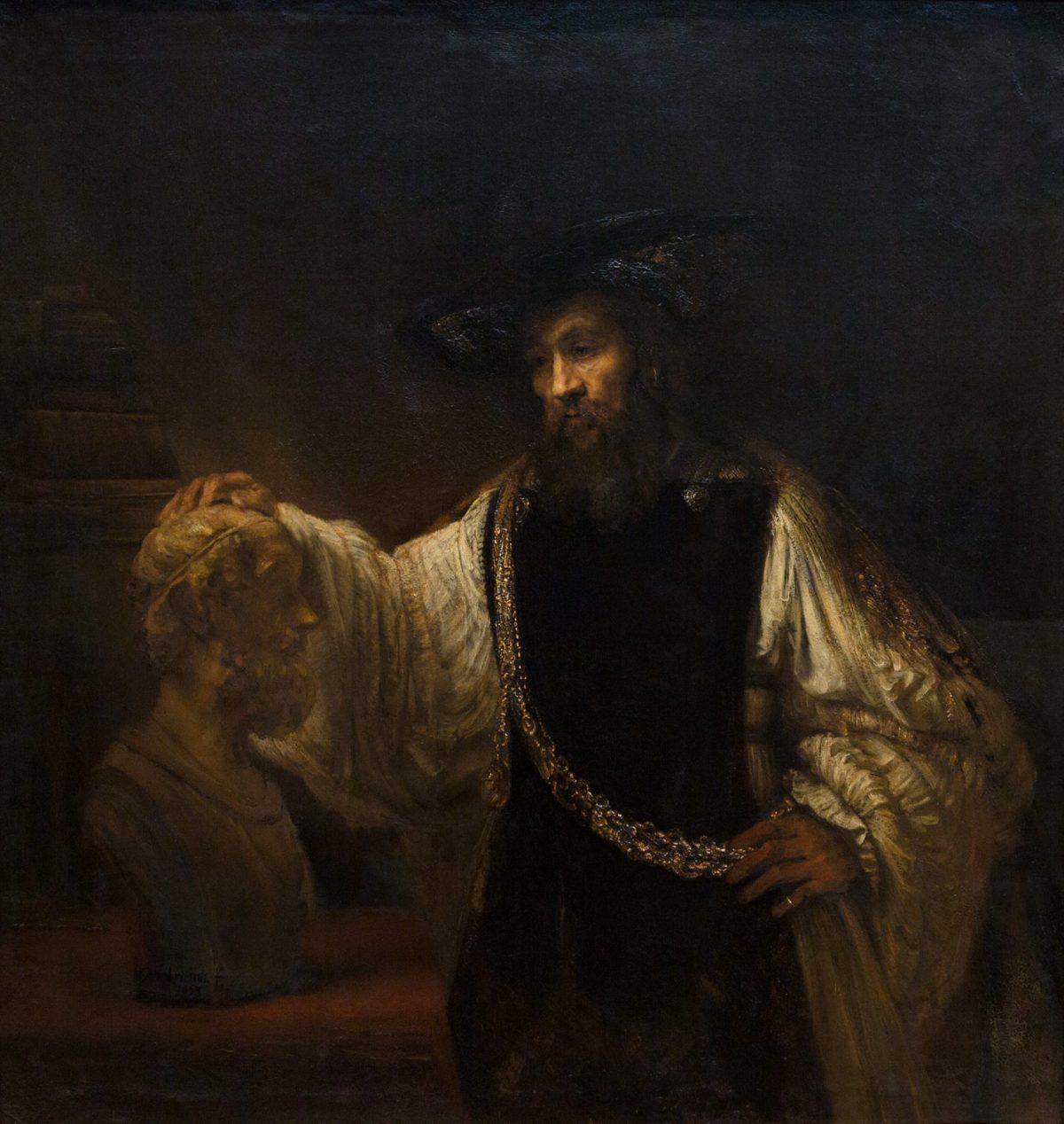 rembrandt-aristotle