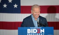 Joe Biden Sparks Social Media Ire After Touching 10-Year-Old Girl At Rally