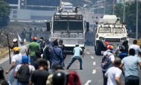 Venezuela's Violent Suppression of Protesters Aided by Chinese Military Supplies