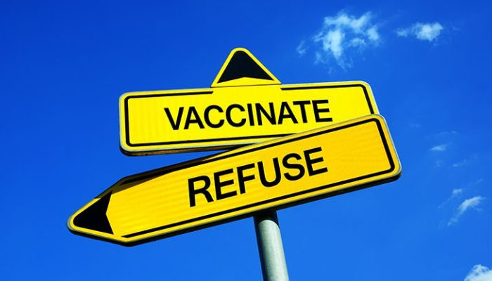 """Once Burned, Twice Shy—Why """"Anti-Vaxxers"""" Are Really """"Ex-Vaxxers"""""""
