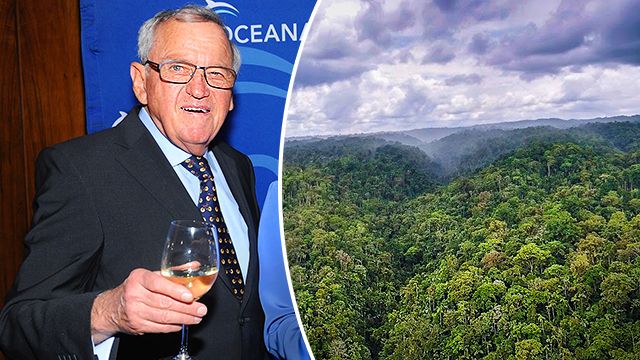 Swiss Billionaire Dedicates One Fifth of His Worth to Environmental Conservation