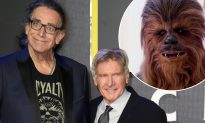 Harrison Ford Pays Tribute to Star Wars' Chewbacca Actor Peter Mayhew: 'I Loved Him'