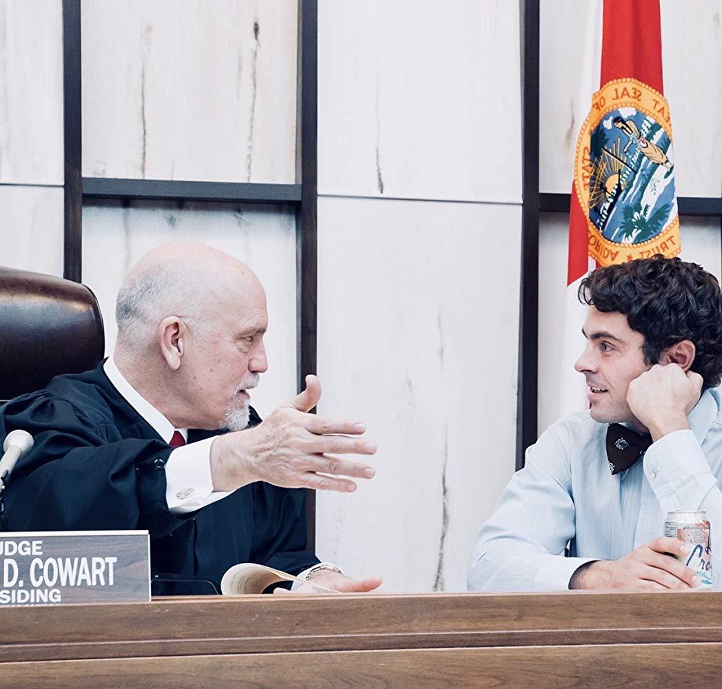 judge and plaintiff