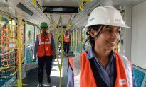 Sydney's New Northwest Metro to Open in May