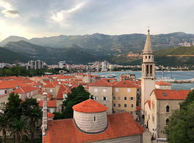 village kotor bay montenegro