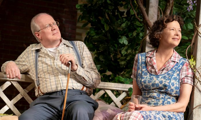 """Tracy Letts and Annette Bening star in """"All My Sons."""" (Joan Marcus)"""