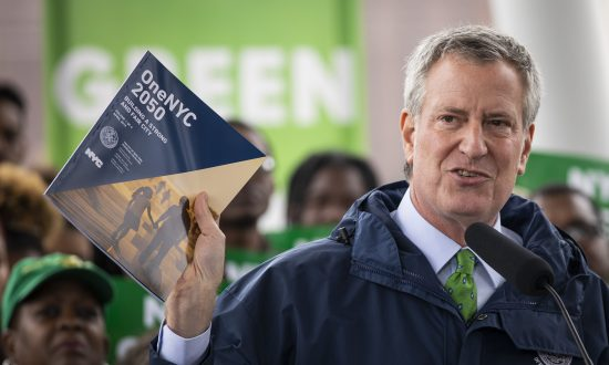 NYC Mayor Bill de Blasio to Announce Presidential Bid: Report