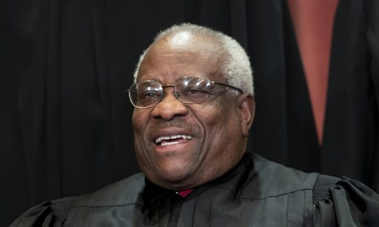 Justice Thomas Says U.S. Supreme Court Shouldn't Uphold 'Demonstrably Erroneous' Precedents, Prompts References to Roe v. Wade
