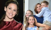 47-Year-Old Actress Jennifer Garner Is Voted 'Most Beautiful Woman of 2019'