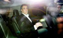 Michael Cohen Reports to Prison to Begin 3-Year Sentence