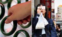 Woman Using Smartphone Walks Into Glass Wall, Breaks Family Heirloom, Demands Compensation