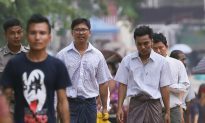 Reuters Reporters Jailed in Burma Freed From Prison