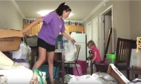 Mom Goes Away for the Weekend so Daughters Grabs Opportunity to Rearrange House