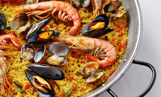 Pan-Perfect Paella